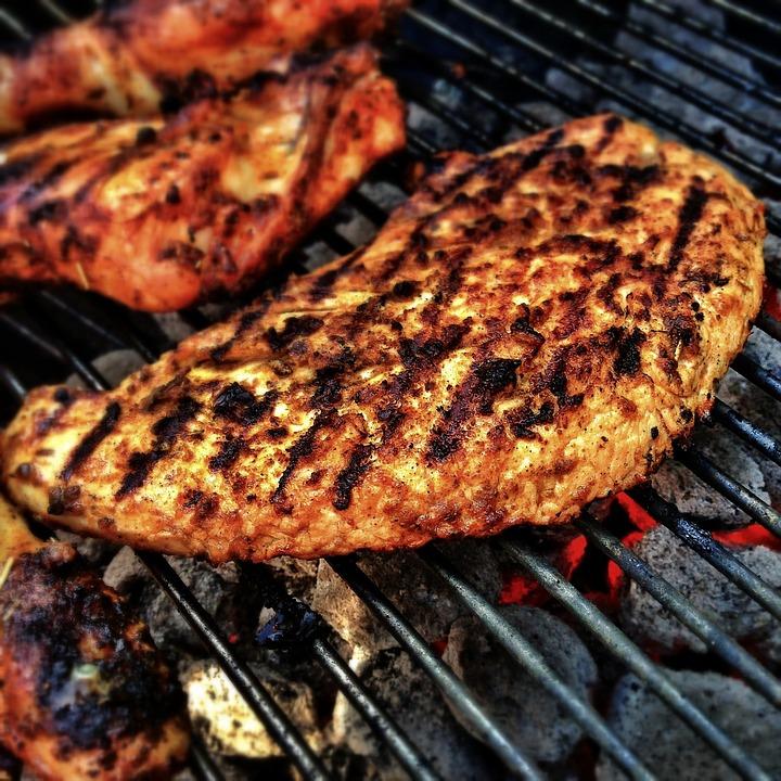 Вред употребления мяса, приготовленного на открытом огне