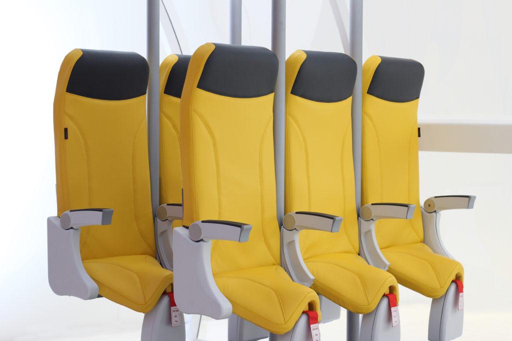Скоро для авиапассажиров могут появиться стоячие места