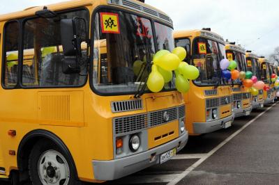 Автобусы с детьми будут сопровождаться машинами ДПС в соответствии с новой инструкцией