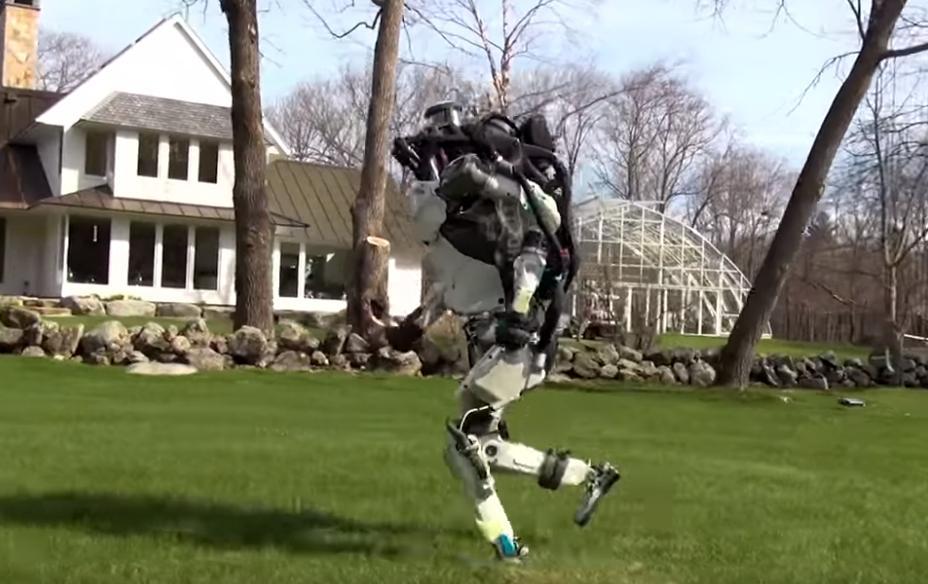 Немного о том, что могут роботы