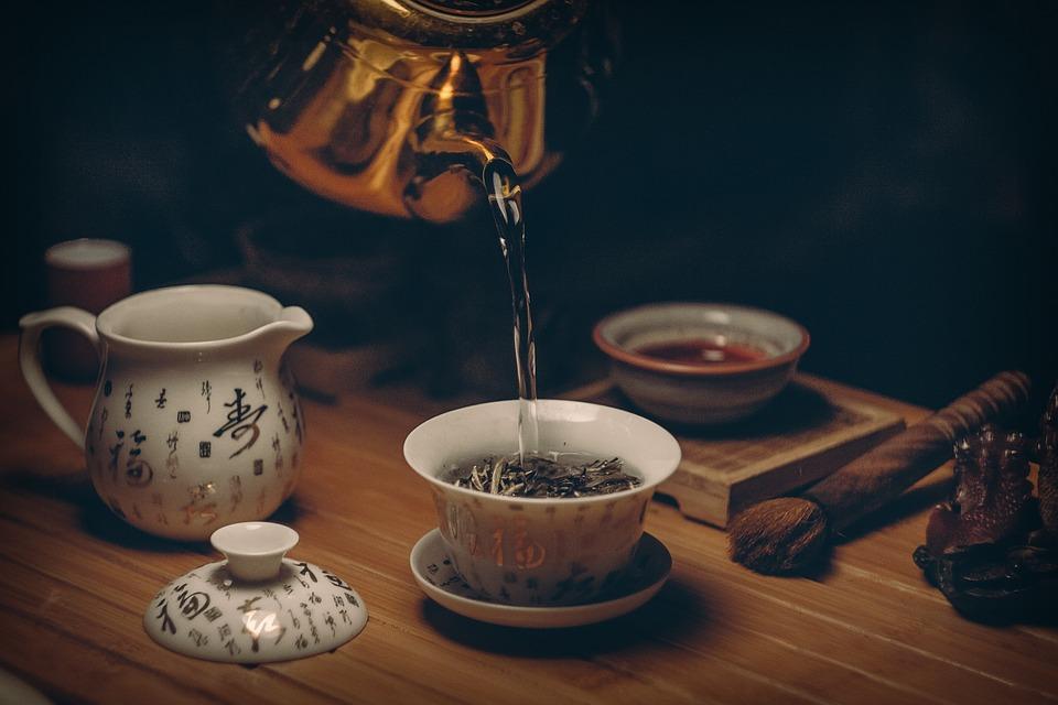 Длительное употребление зеленого чая способствует снижению риска переломов