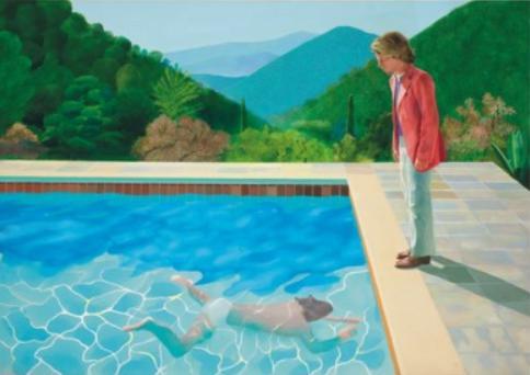 На аукционе Christie's продали картину еще живущего художника за рекордную цену - более 90 миллионов USD