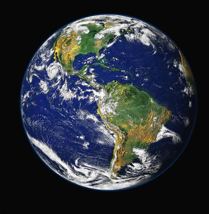 Как будет выглядеть мир, если все ледники растают