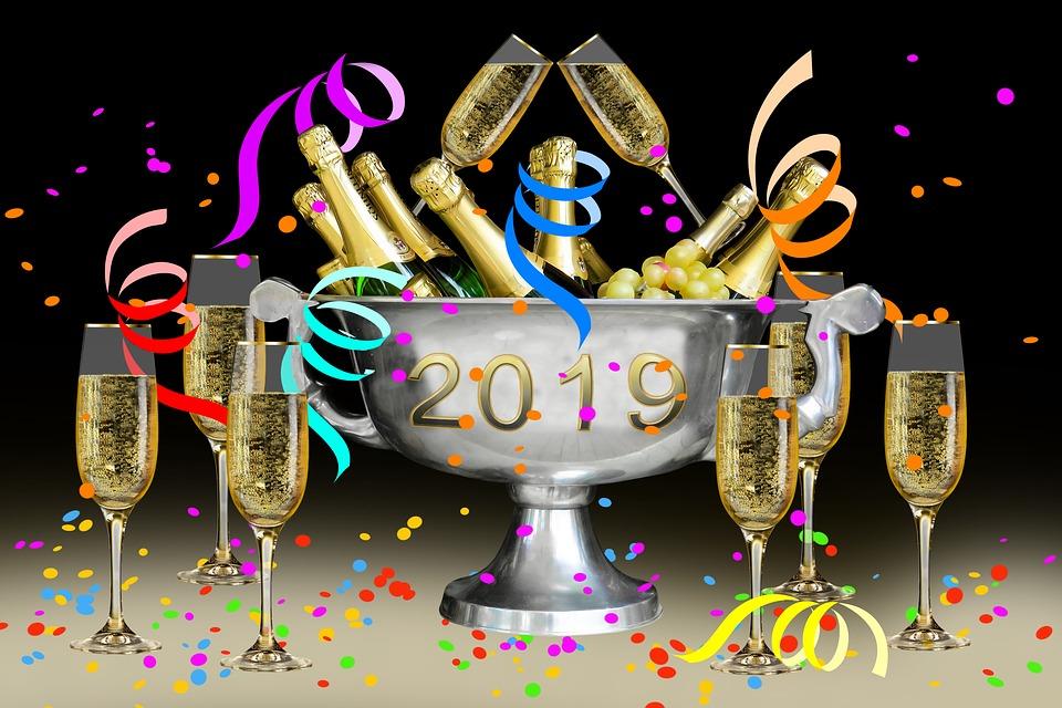 Продолжительность Новогодних каникул в 2019 году