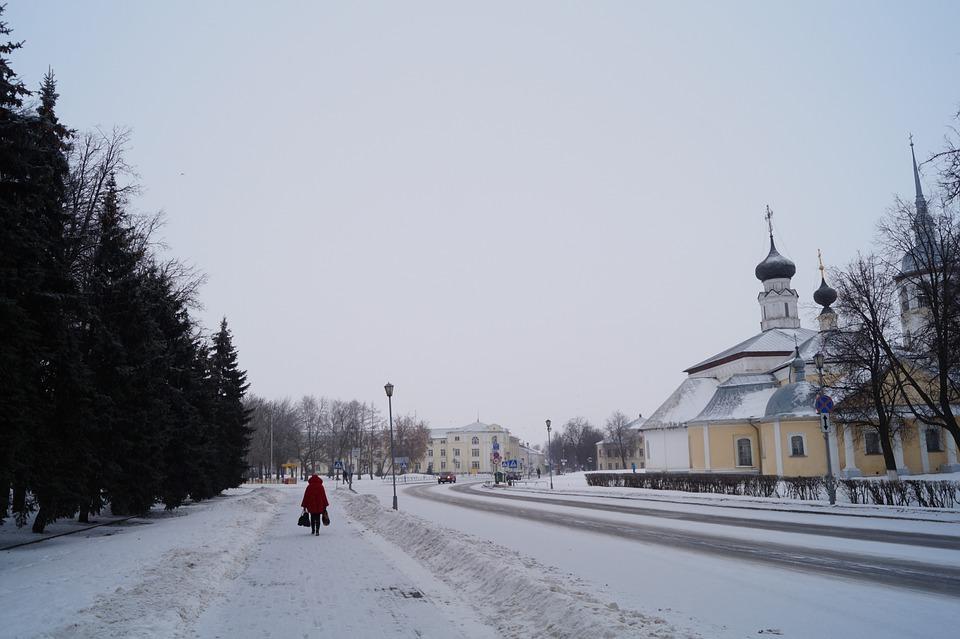 ОНФ: Как должны выглядеть дороги и тротуары зимой