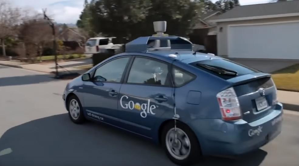 Google собирается построить собственный автомобильный завод
