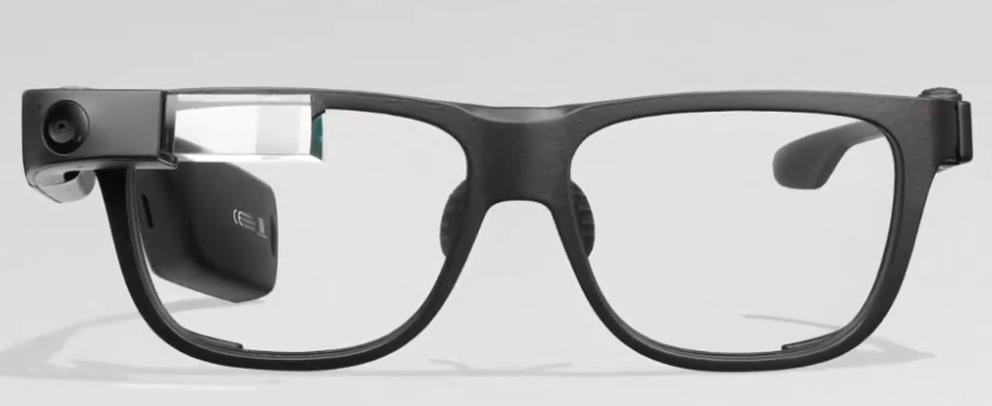 Новые смарт-очки от Google