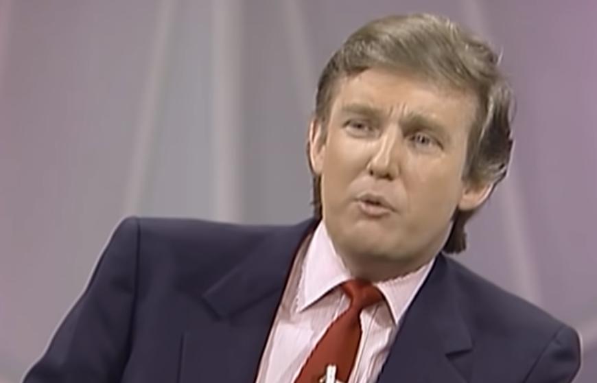Дональд Трамп: Я никогда в жизни не шел на проигрыш (видео)