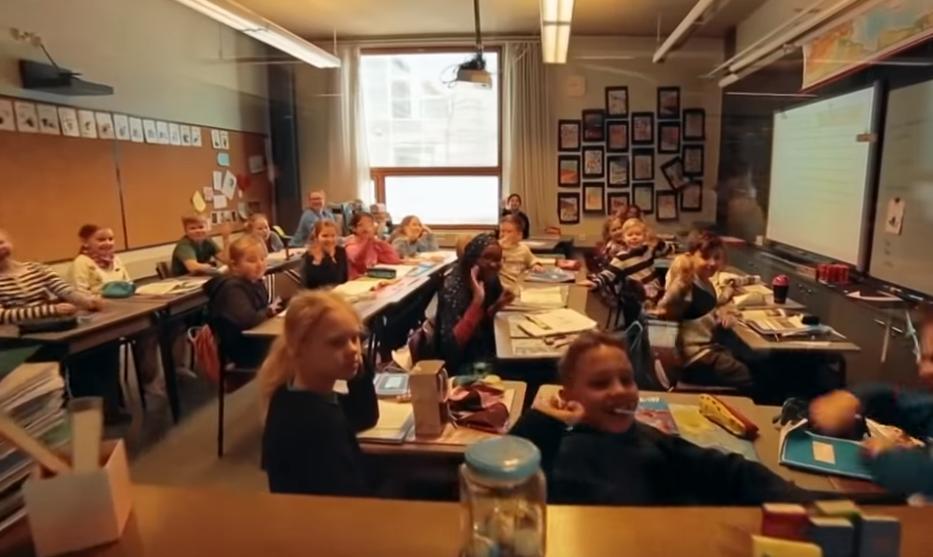Принципы школьного образования в Финляндии