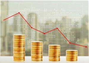 За первые 6 месяцев 2019 года реальные денежные доходы жителей России уменьшились на 1,3%