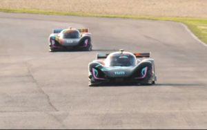 В Испании состоялась первая гонка между двумя полностью автономными автомобилями
