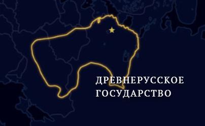 Изменение границ России с 862 года