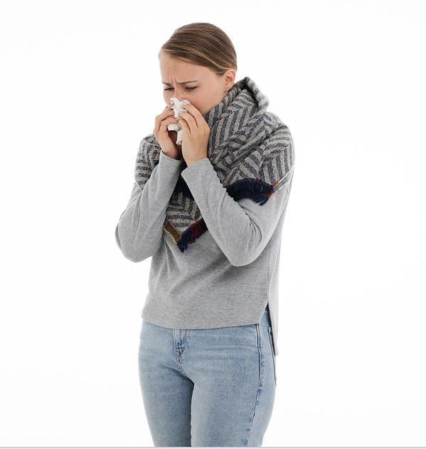 Низкая влажность делает грипп намного более опасным