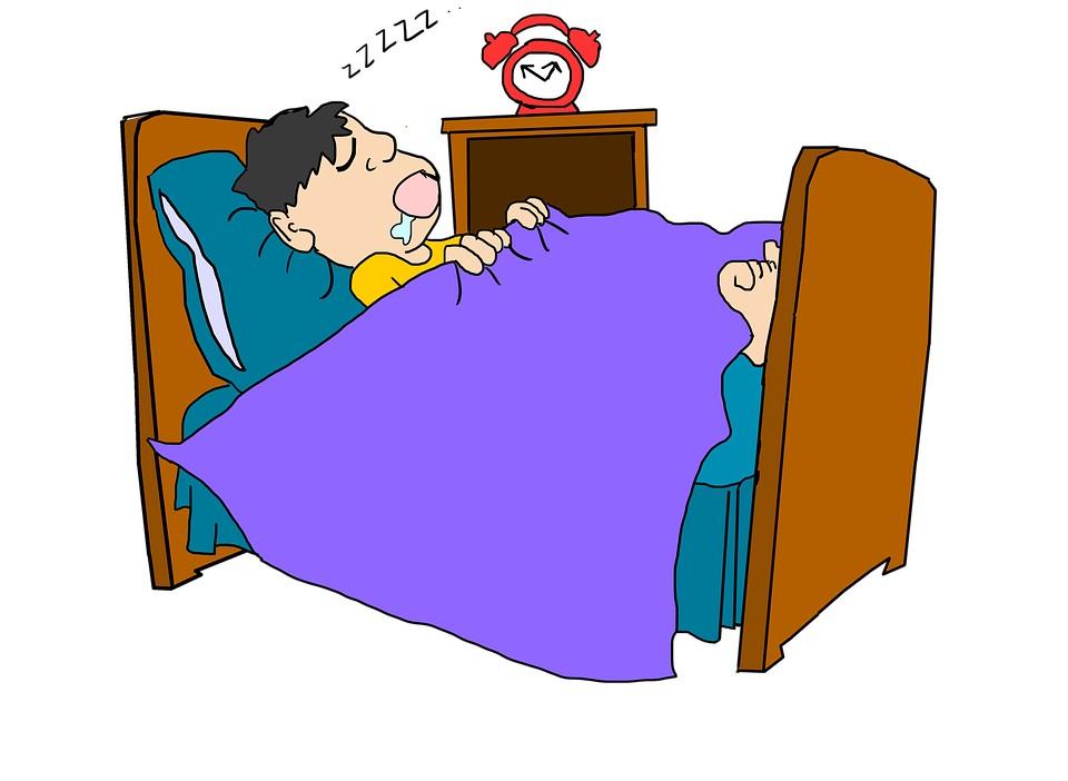 Даже храпящие люди хорошо спят
