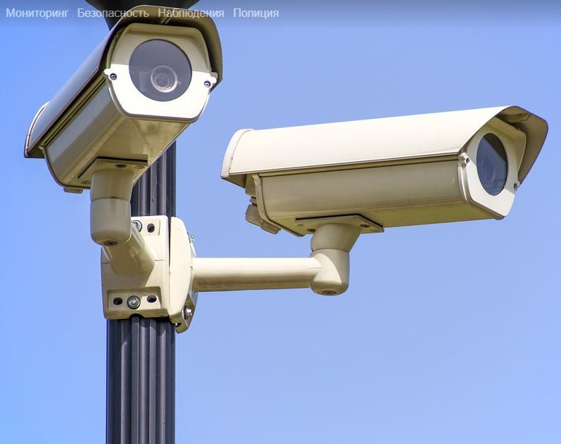 В каких городах мира на 1000 жителей установлено больше всего камер видеонаблюдения
