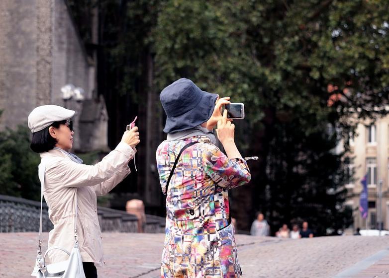 Туризм и выручка различных стран мира от туризма