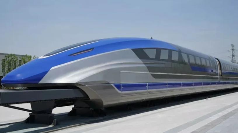 Китайский сверхскоростной пассажирский экспресс: как самолет, скорость 600 км в час