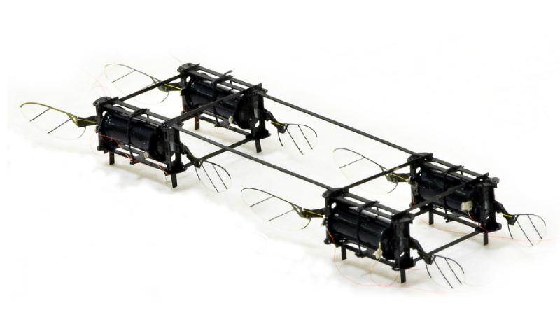 Ученые Массачусетского технологического института разработали новый тип летающего дрона