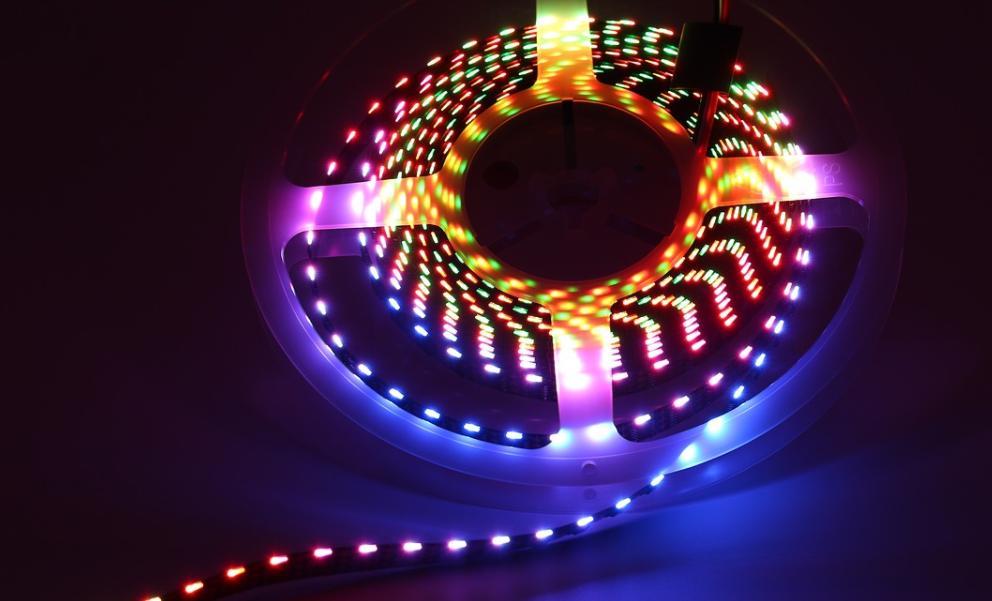 Четыре важных вещи, которые следует знать перед покупкой и установкой светодиодной ленты 12 В