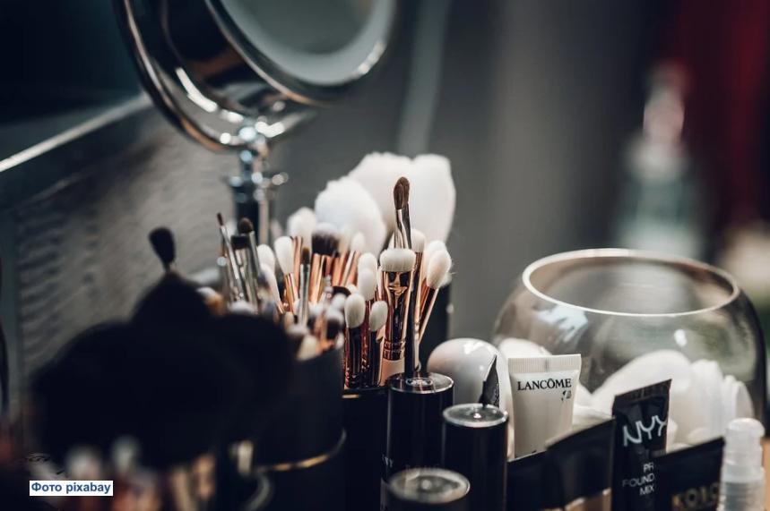 Количество времени затрачиваемого на процедуру макияжа в некоторых странах