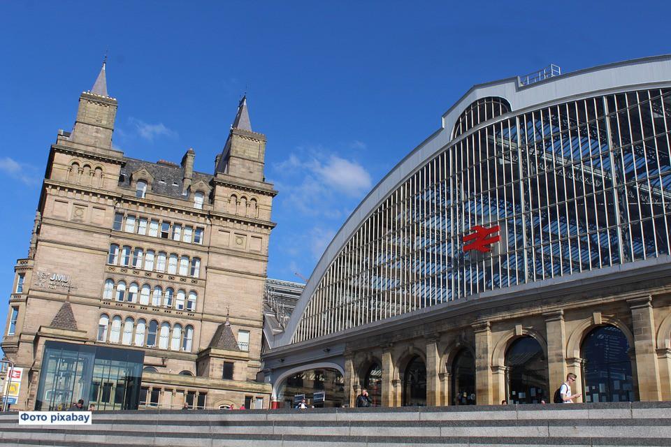 На крупных железнодорожных вокзалах Англии не обнаружили следов вируса COVID-19