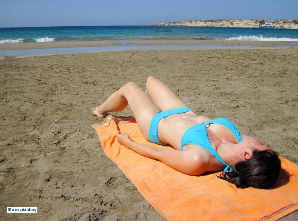 Через два часа солнцезащитный крем, содержащий оксид цинка, теряет эффективность, становится токсичным